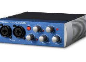 PreSonus AudioBox 2x2 USB 96