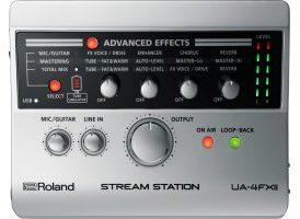 Roland UA-4FX2
