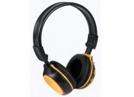 Auriculares con reproductor de MP3 y radio FM