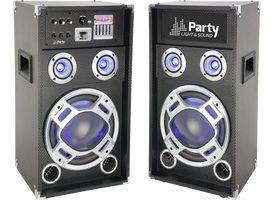 Party Light & Sound Party Karaoke 12