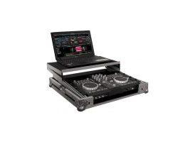 FlightCase para Controlador DJ con soporte portatil