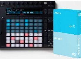 Ableton PUSH 2 + Live 10 Standard