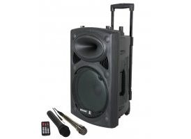 "BoosT 80VHF-BT - Sistema portable 8"" + microfonia - Stock B"