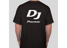 Camiseta Pioneer DJ x DJMania - Talla 4XL