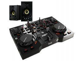 Hercules DJ Instinct + XPS 60 DJ SET