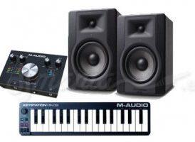 M-Audio Bundle Production SET 1