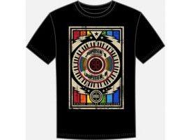 Roland JUP8 Crew T-Shirt MD Black