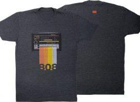 Roland TR808 Crew T-Shirt MD Grey