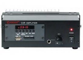 Rondson CAR-40 - Amplificador para coche 12V - USB - SD - MP3