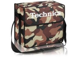 Technics DJ Bag Camuflaje Marrón