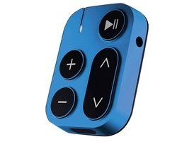 Difrnce MP770 - Reproductor de MP3 con clip - Color Azul
