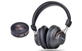 Avantree AVT6 - Transmisor & auriculares inalámbricos