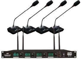 AudioMusic MU 404 + MS 104 - Frecuencia G3