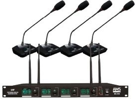 AudioMusic MU 404 + MS 104 - Frecuencia G2