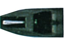 Aguja de recambio para tocadiscos para Ortofon 10/cl10 - Dreher & Kauf DK-D10