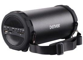 Denver BTS-53 - Altavoz Bluetooth - funciona con pilas