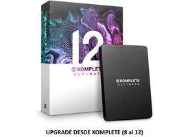Komplete 12 Ultimate UPG Desde K8-K12