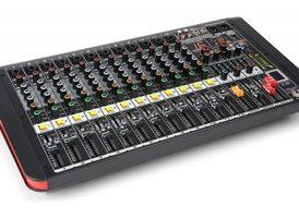 Power Dynamics PDM-M1204A Mezclador directo amplificado 12 canales
