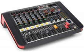 Power Dynamics PDM-M604A Mezclador directo amplificado 6 canales