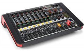 Power Dynamics PDM-M804A Mezclador directo amplificado 8 canales