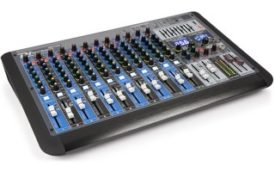 Power Dynamics PDM-S1604 Mezclador analogico 16 canales Profesional