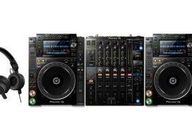 Cabina DJ Pioneer Nexus 2