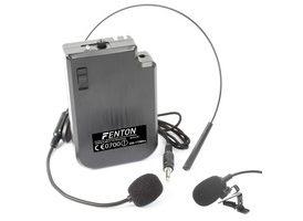 Fenton Petaca transmisora VHF de cabeza 200.175 MHz
